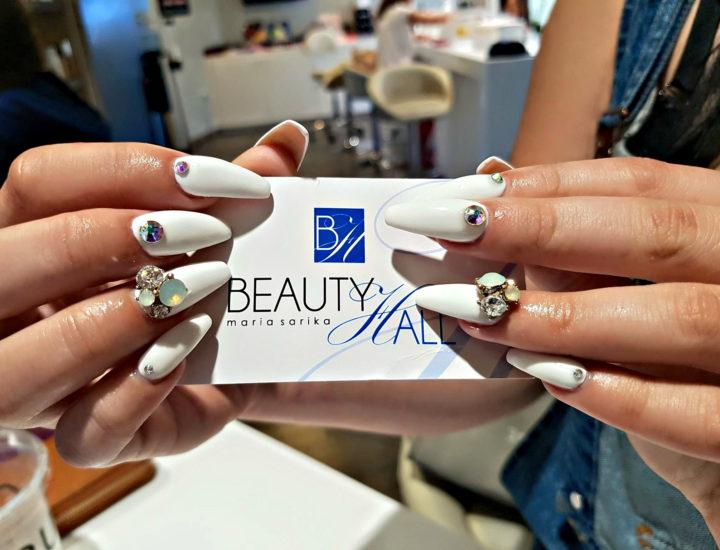 Manicure  –  Pedicure