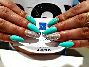Stiletto Acrylic Nails
